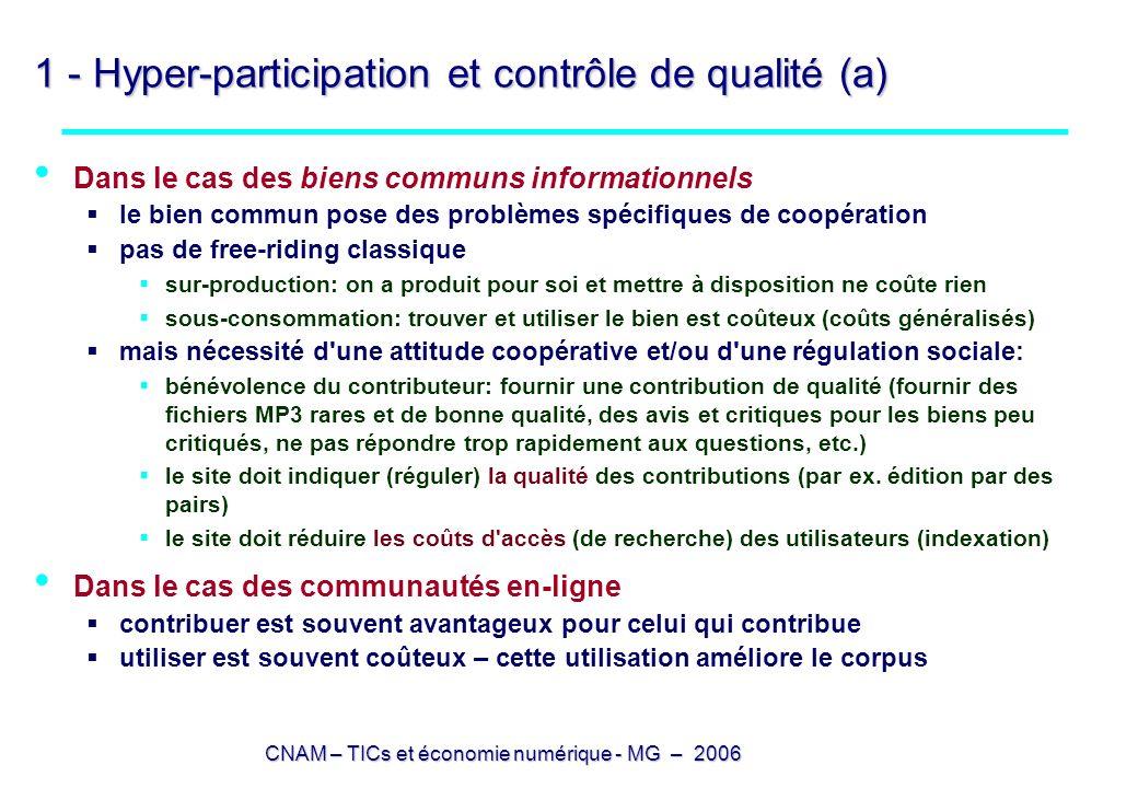 1 - Hyper-participation et contrôle de qualité (a)