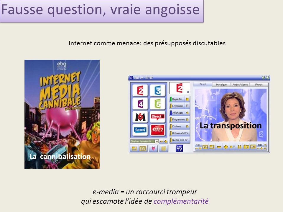 Fausse question, vraie angoisse
