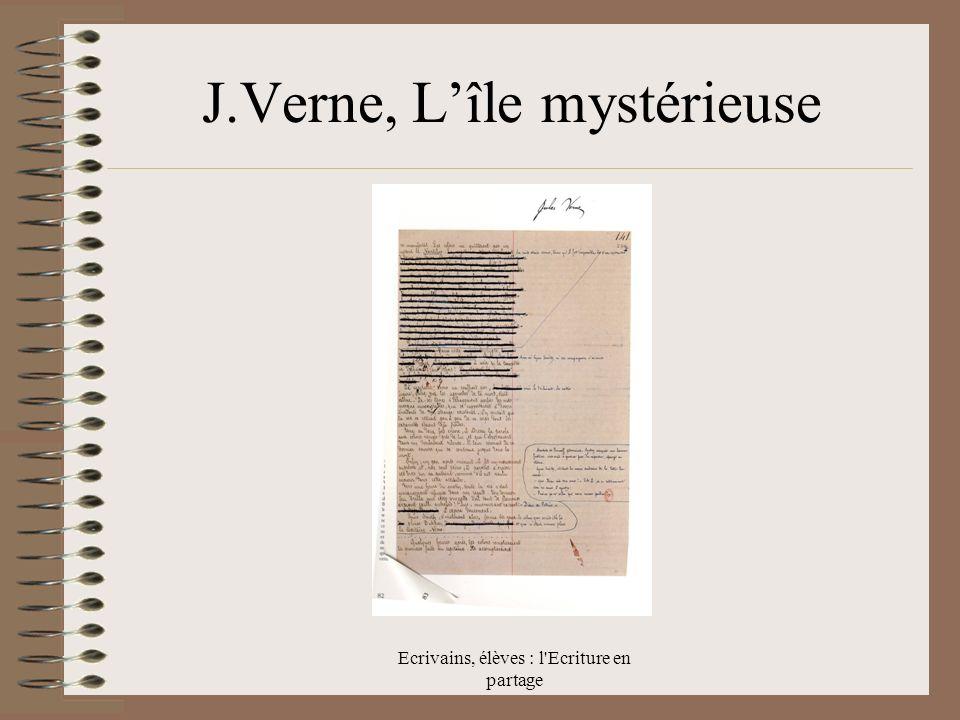 J.Verne, L'île mystérieuse