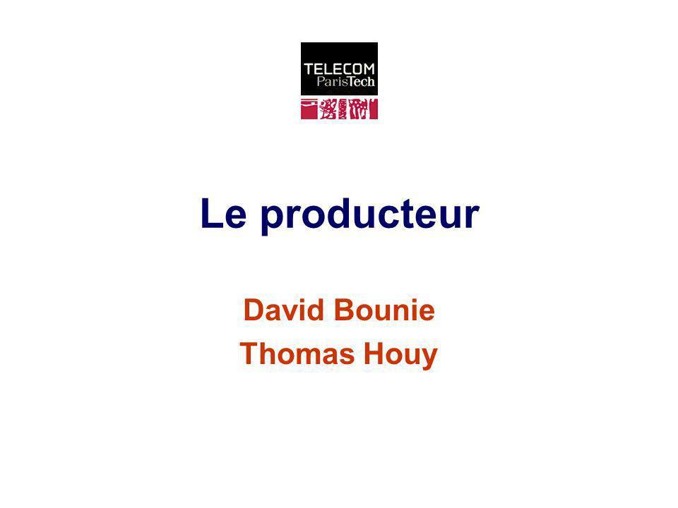 David Bounie Thomas Houy