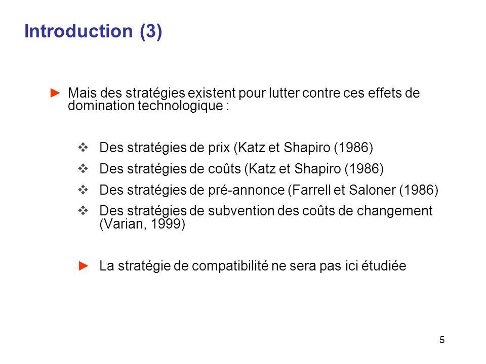Introduction (3) Mais des stratégies existent pour lutter contre ces effets de domination technologique :