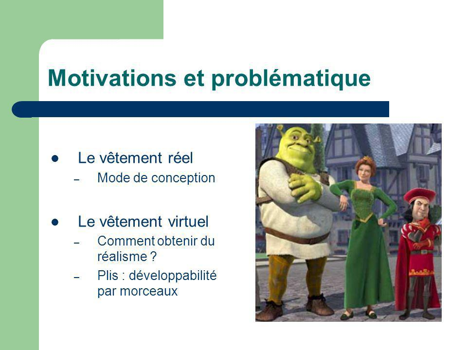 Motivations et problématique