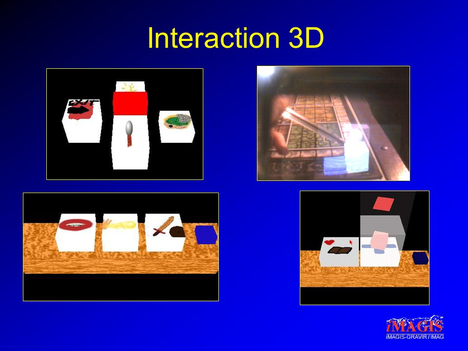 Interaction 3D