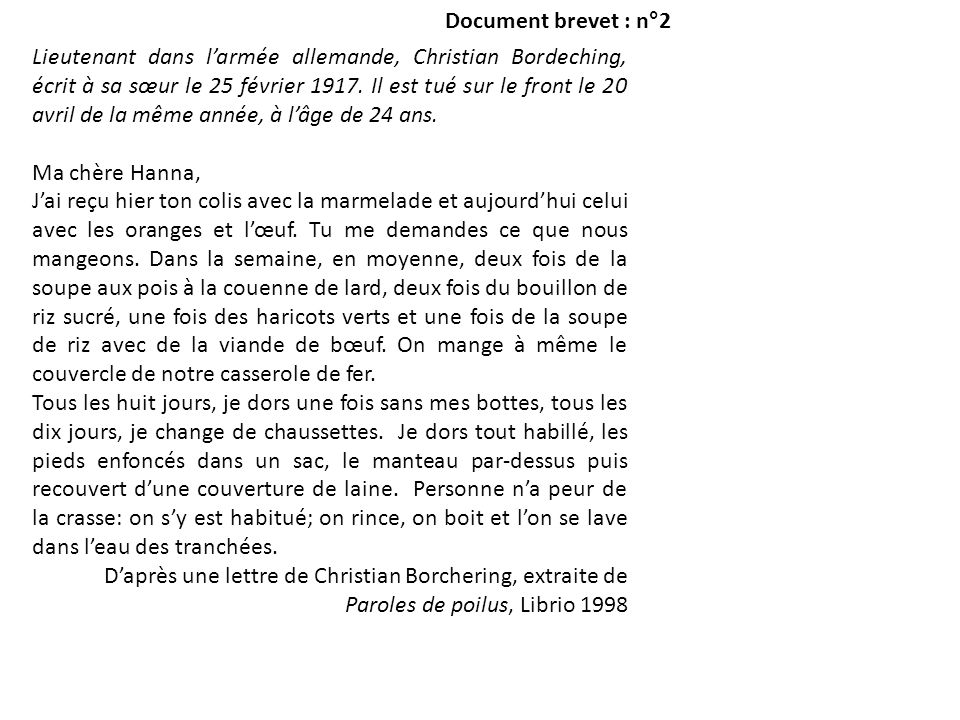 Document brevet : n°2
