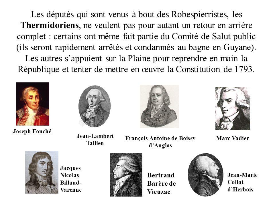 François Antoine de Boissy d'Anglas