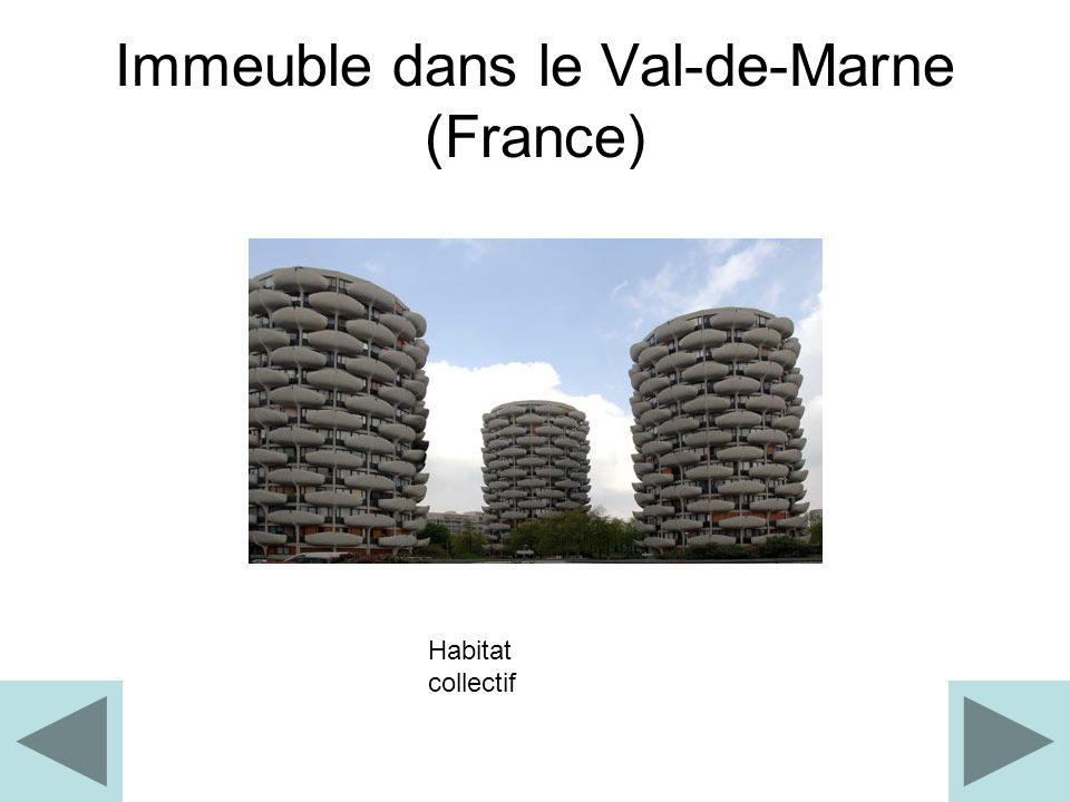 Immeuble dans le Val-de-Marne (France)