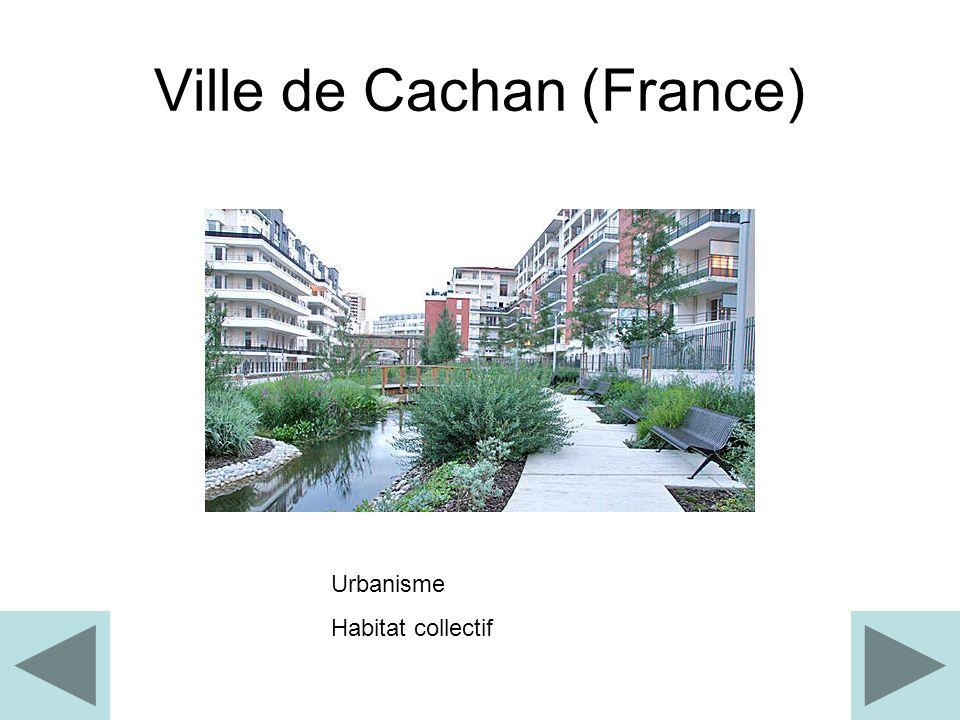 Ville de Cachan (France)