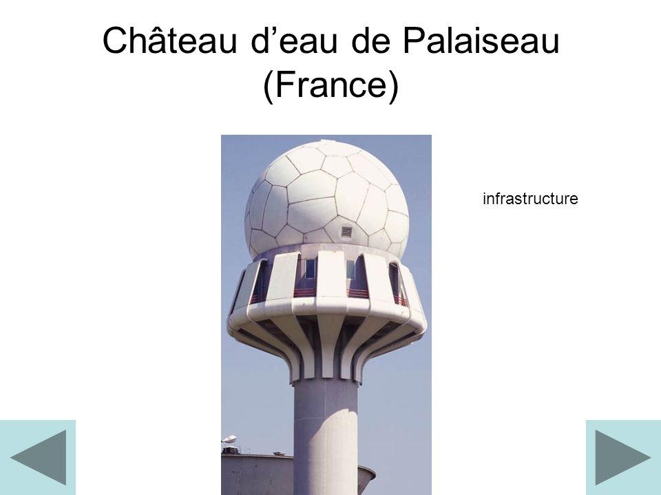 Château d'eau de Palaiseau (France)