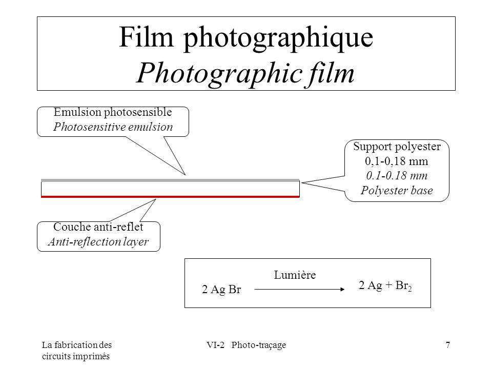 Film photographique Photographic film