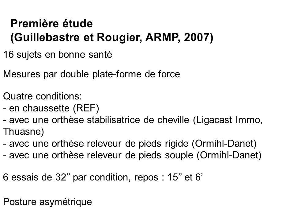 (Guillebastre et Rougier, ARMP, 2007)