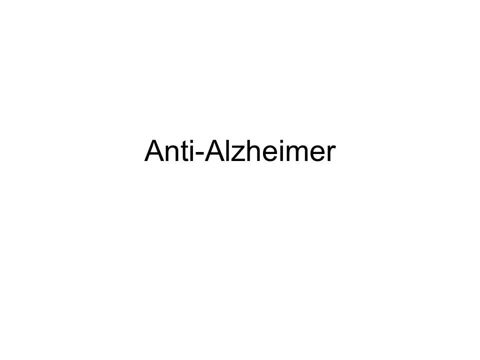 Anti-Alzheimer