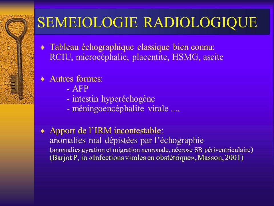 SEMEIOLOGIE RADIOLOGIQUE