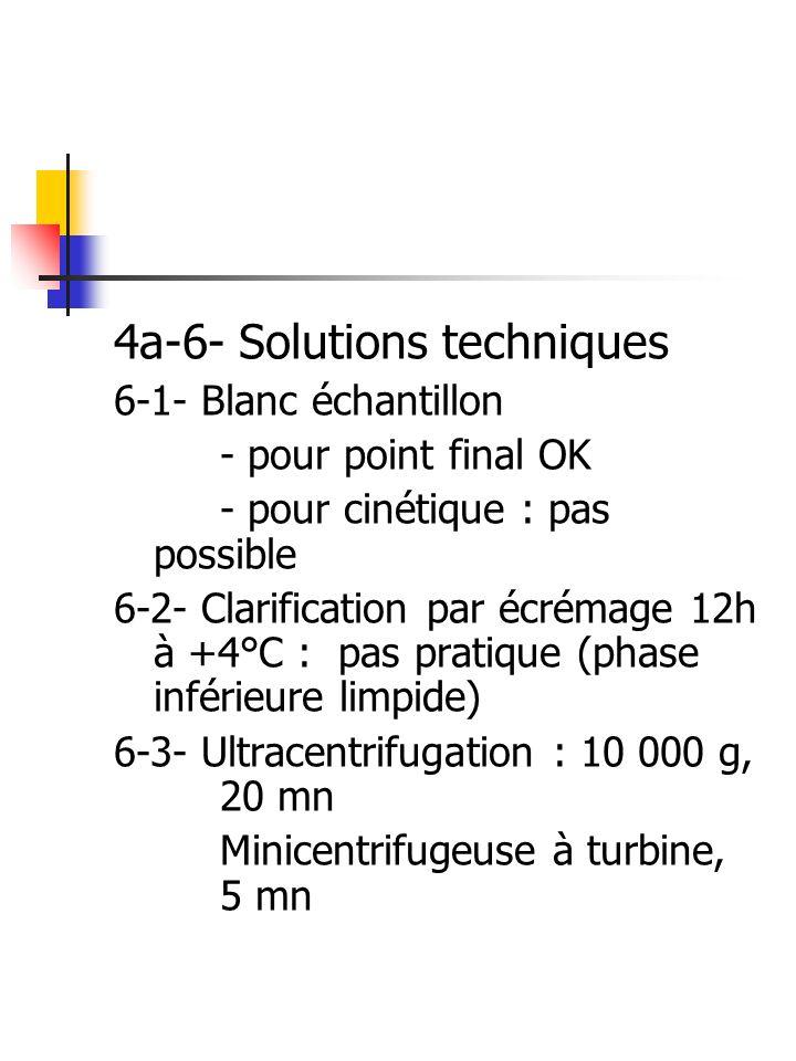 4a-6- Solutions techniques