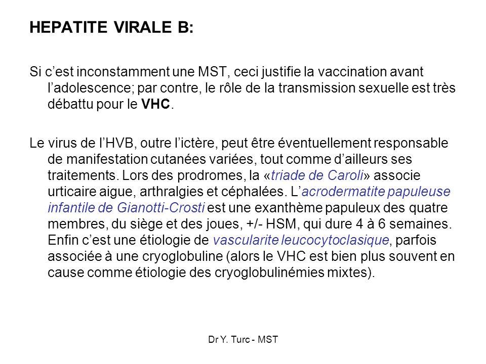 HEPATITE VIRALE B: