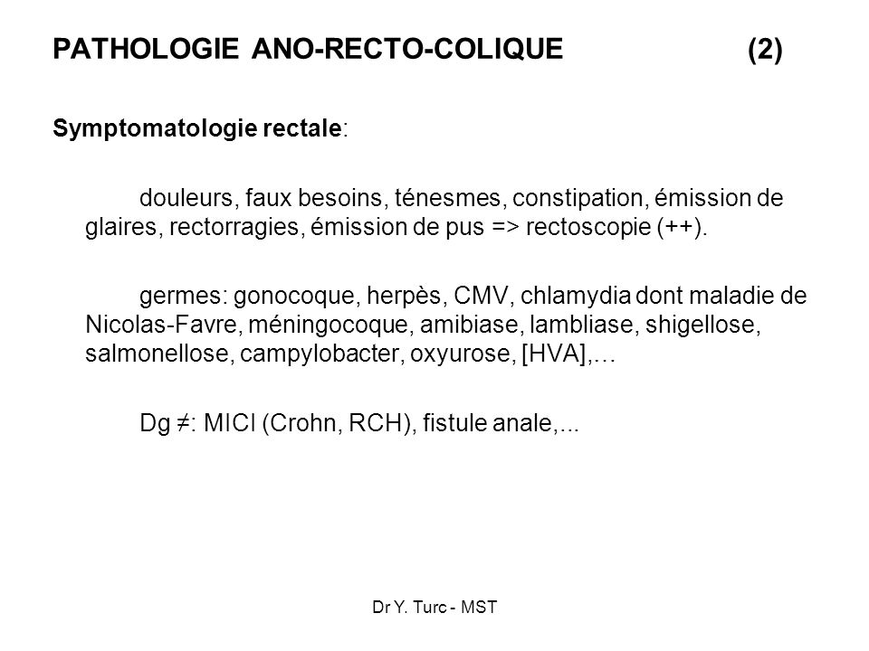PATHOLOGIE ANO-RECTO-COLIQUE (2)