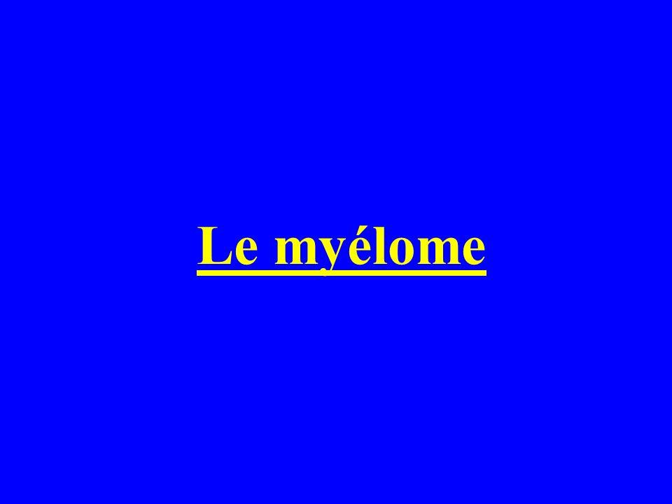 Le myélome