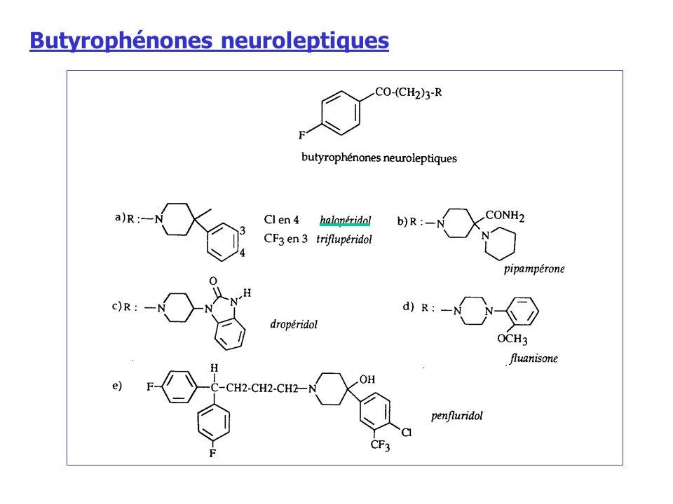 Butyrophénones neuroleptiques