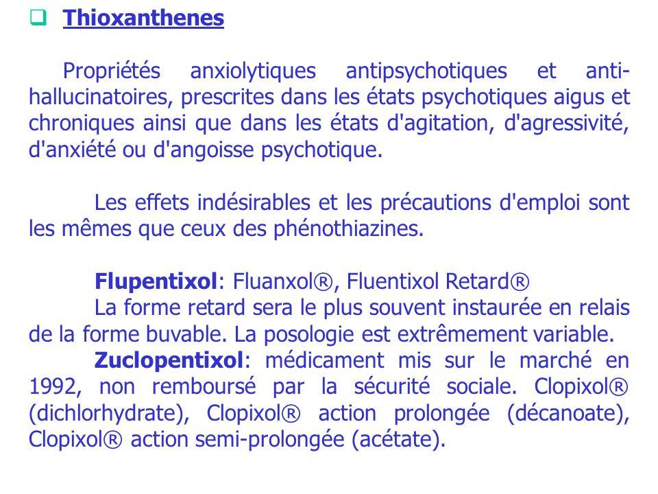 Thioxanthenes