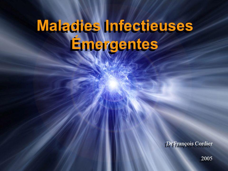 Maladies Infectieuses Émergentes