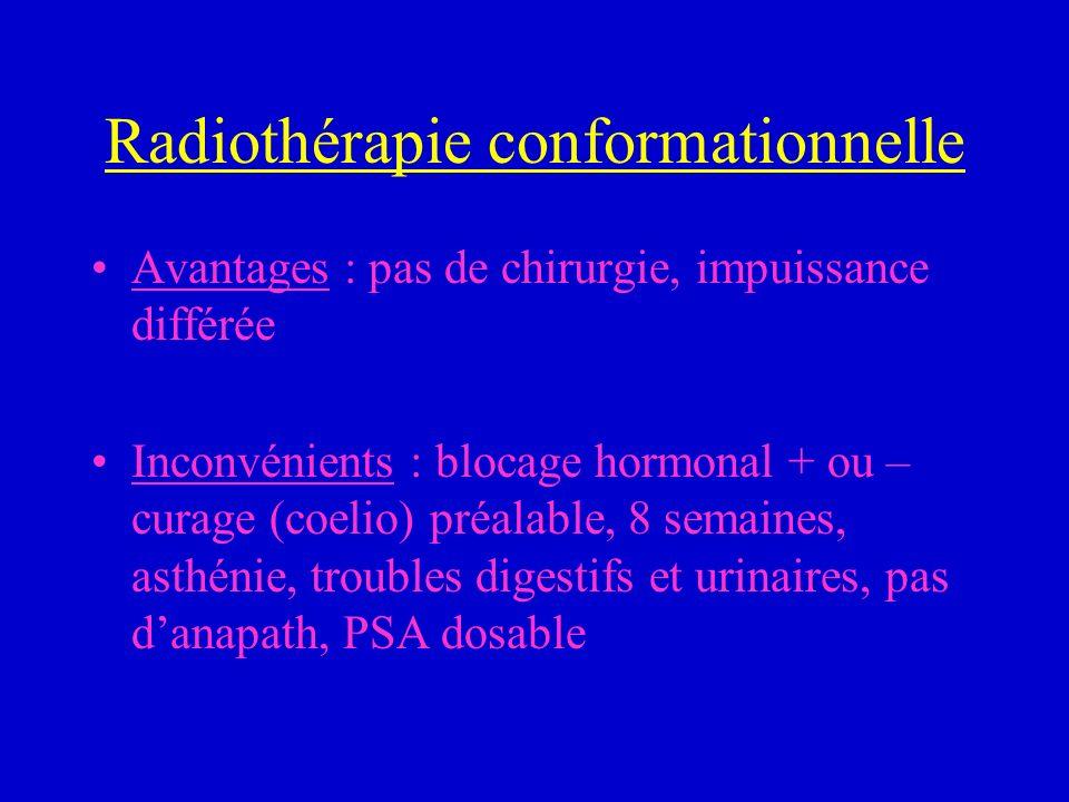 Radiothérapie conformationnelle