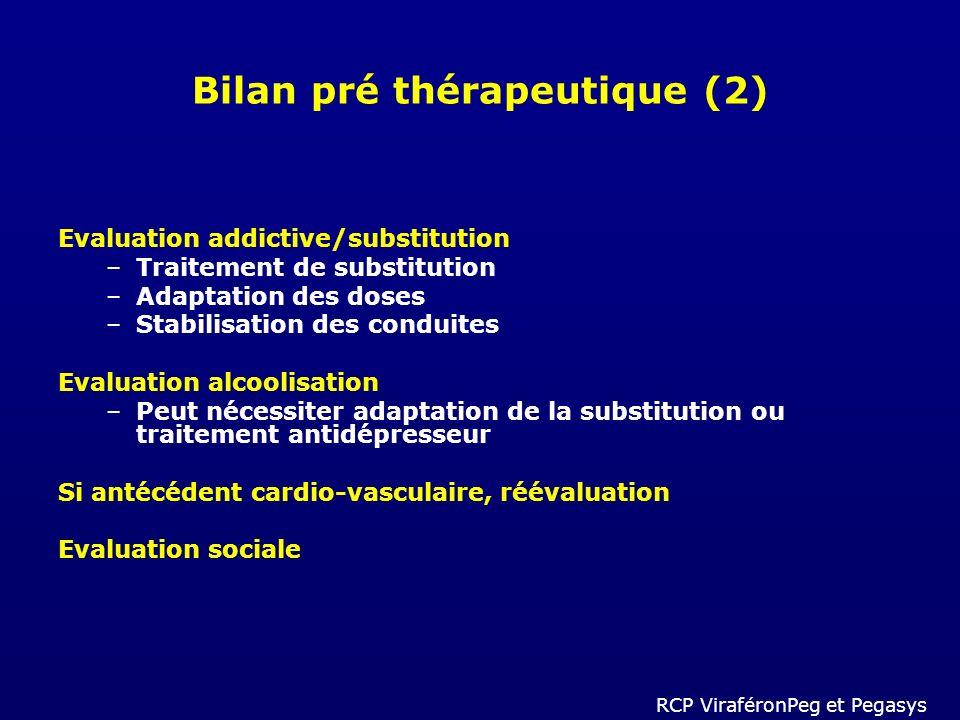 Bilan pré thérapeutique (2)
