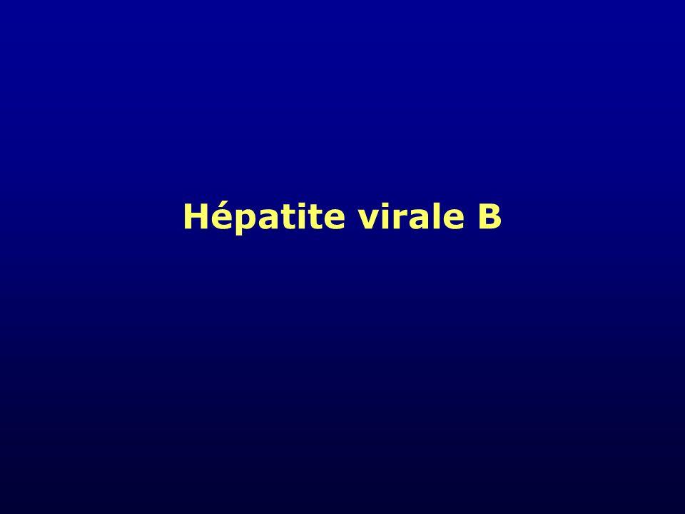 Hépatite virale B
