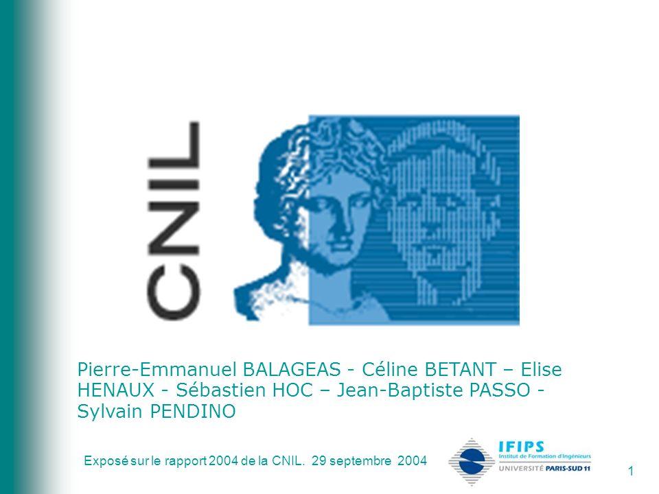 Pierre-Emmanuel BALAGEAS - Céline BETANT – Elise HENAUX - Sébastien HOC – Jean-Baptiste PASSO - Sylvain PENDINO