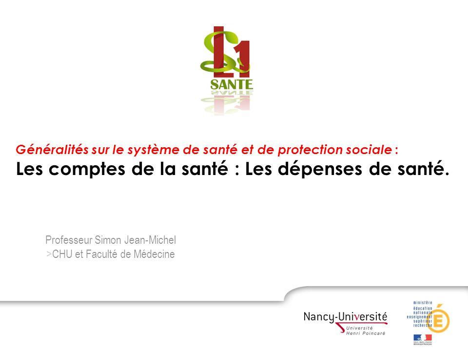 Professeur Simon Jean-Michel >CHU et Faculté de Médecine
