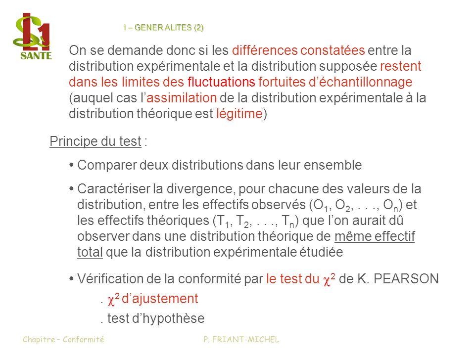 Comparer deux distributions dans leur ensemble