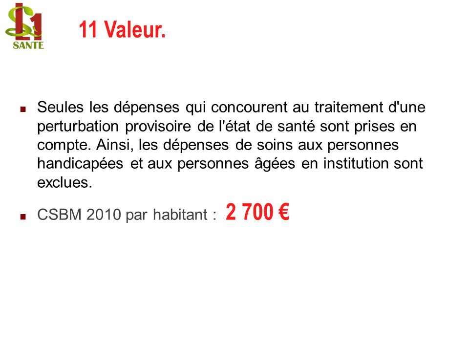11 Valeur 2/2 11 Valeur.