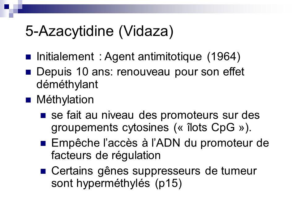5-Azacytidine (Vidaza)
