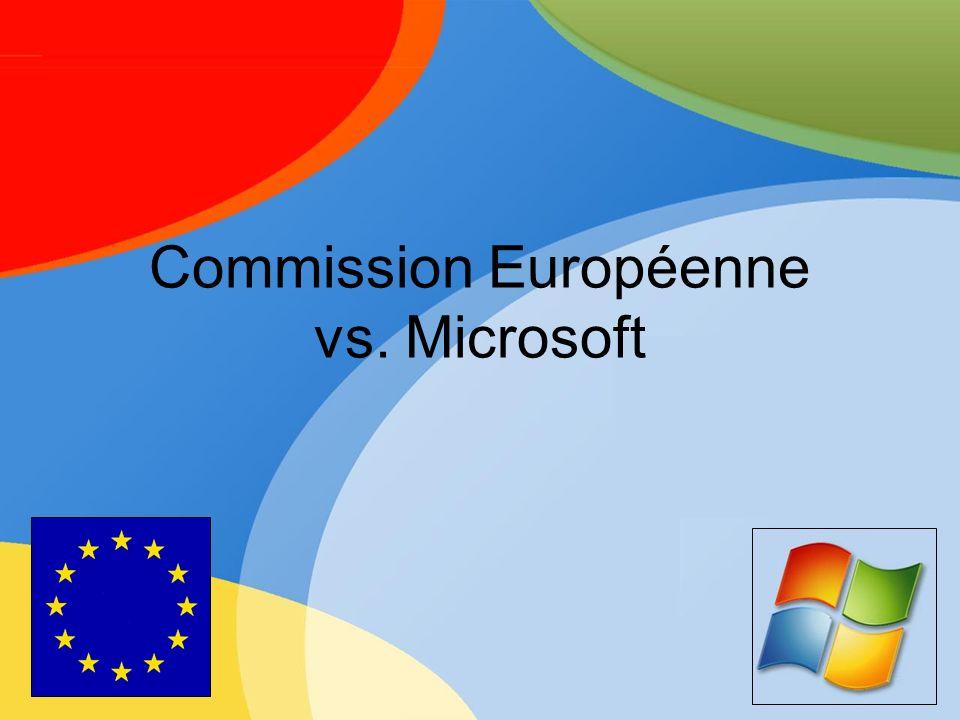 Commission Européenne vs. Microsoft