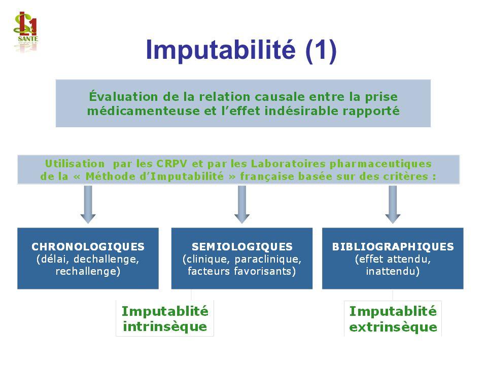 Imputabilité (1)