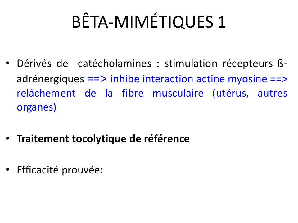 BÊTA-MIMÉTIQUES 1