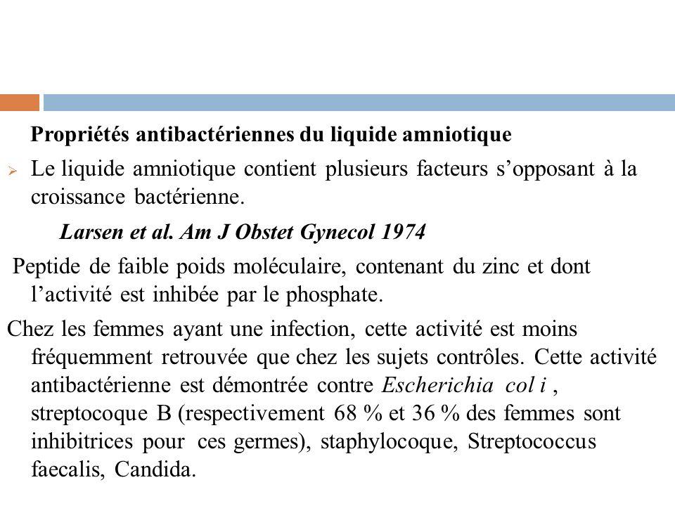 Larsen et al. Am J Obstet Gynecol 1974