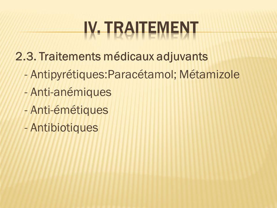 IV. TRAITEMENT 2.3.