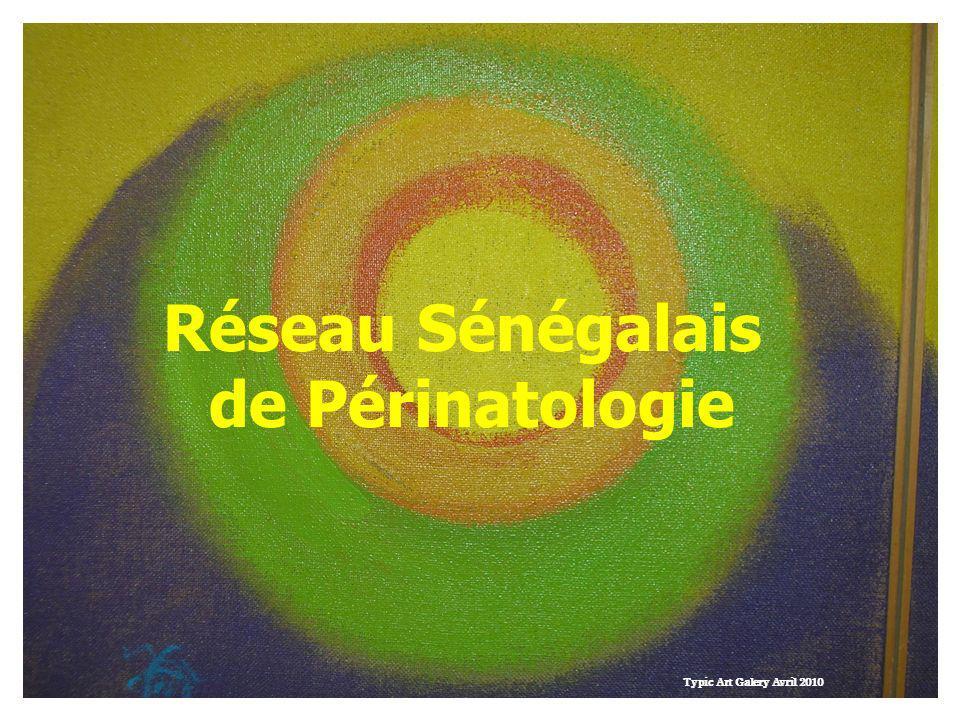Réseau Sénégalais de Périnatologie