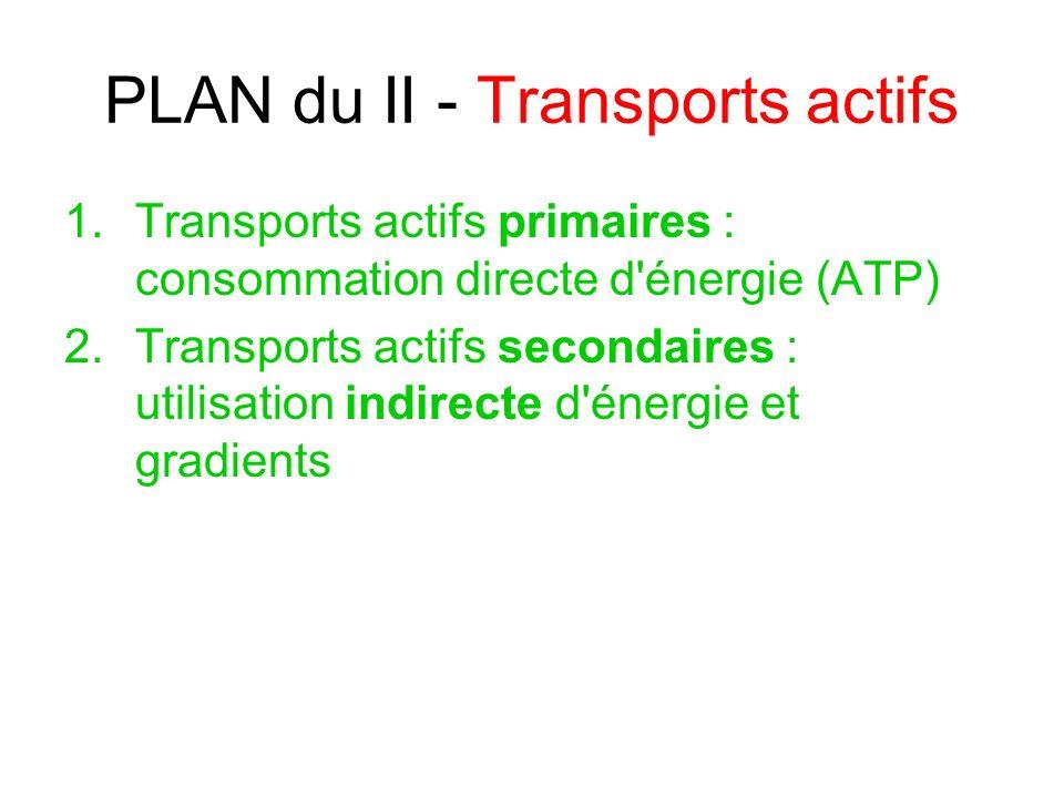 PLAN du II - Transports actifs