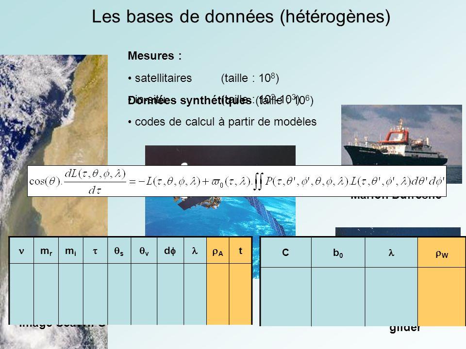 Les bases de données (hétérogènes)