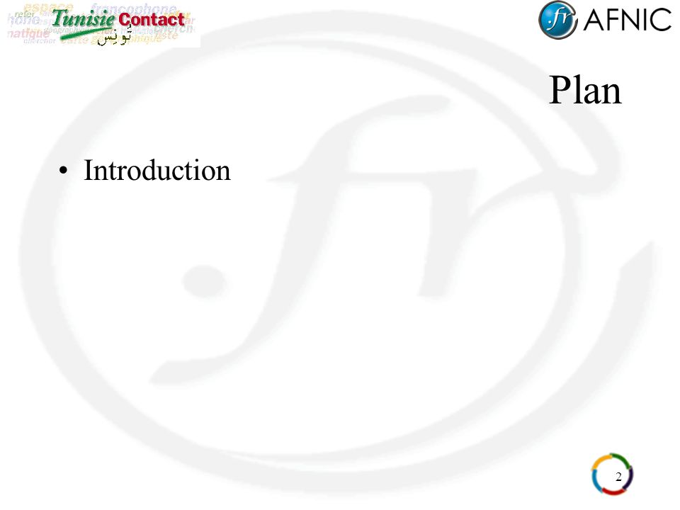 Plan Introduction
