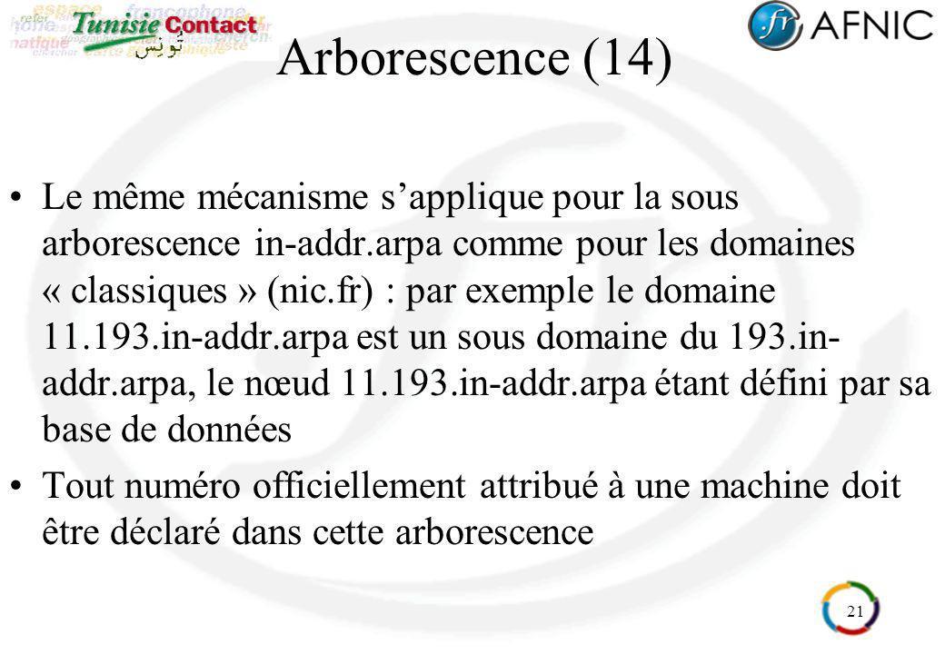 Arborescence (14)