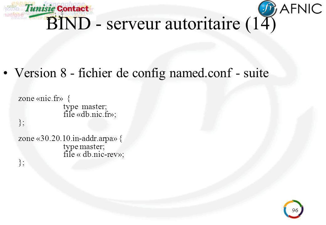 BIND - serveur autoritaire (14)