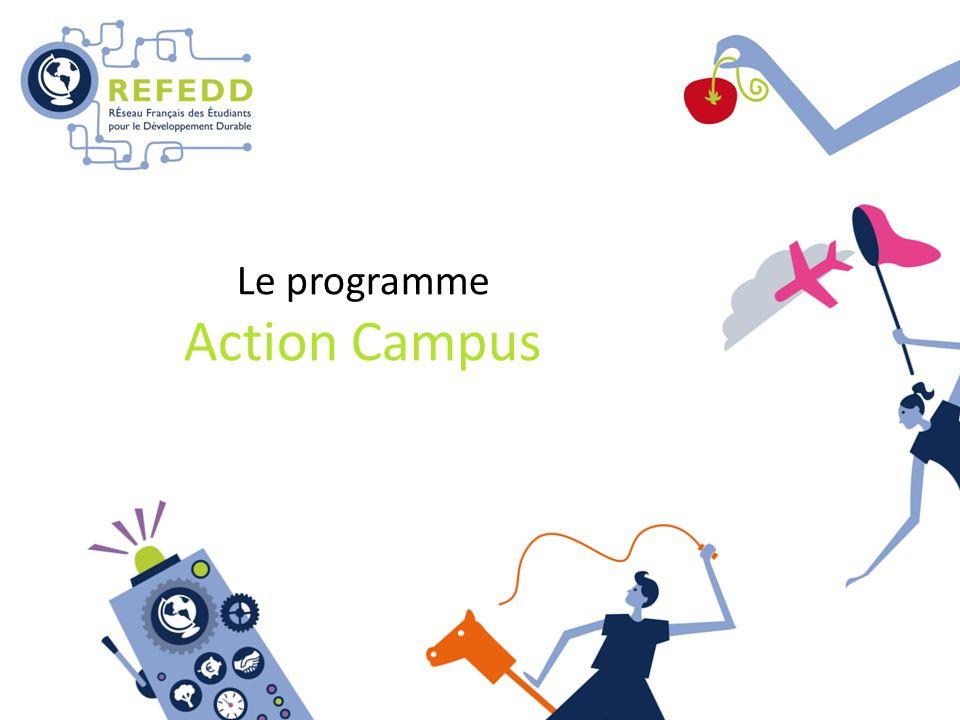 Le programme Action Campus