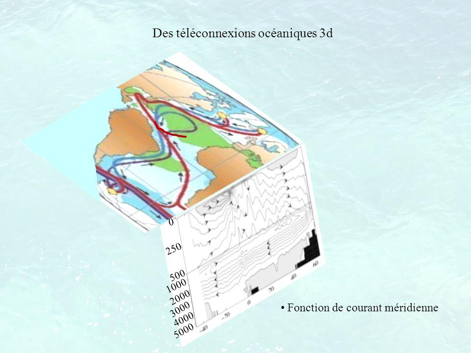 Des téléconnexions océaniques 3d