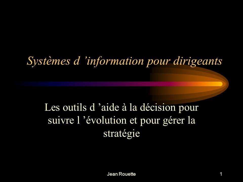 Systèmes d 'information pour dirigeants