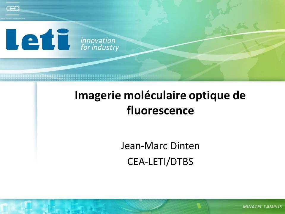 Imagerie moléculaire optique de fluorescence