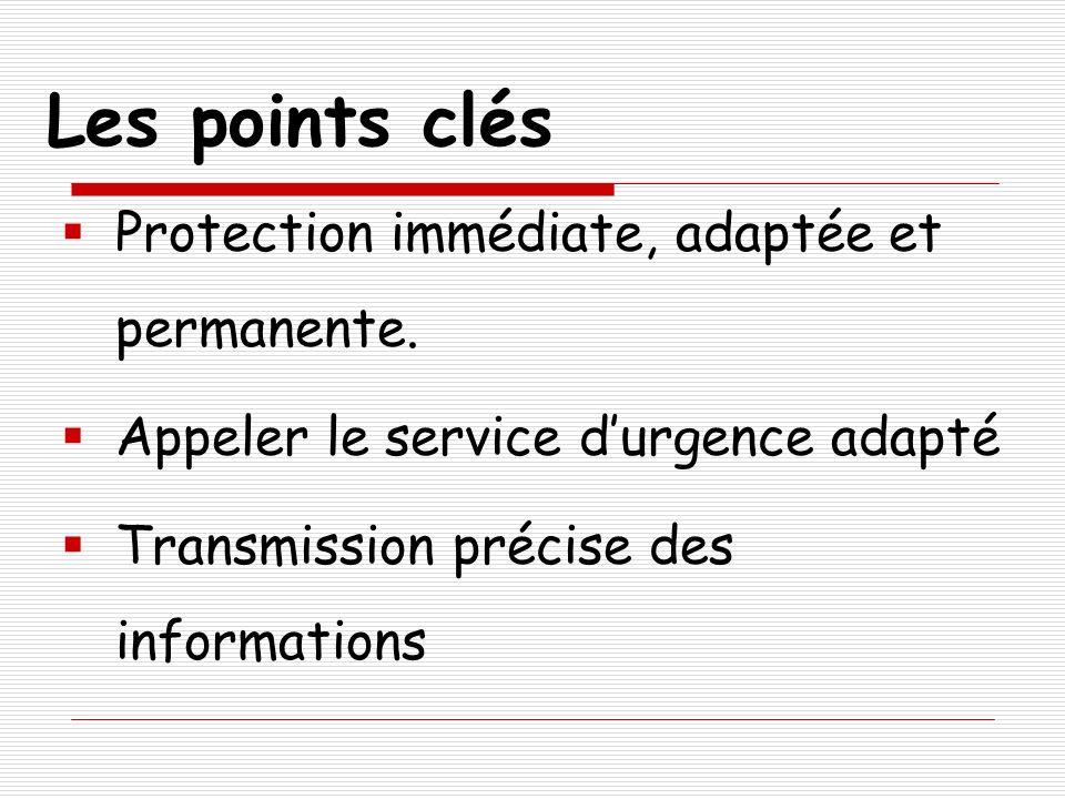 Les points clés Protection immédiate, adaptée et permanente.