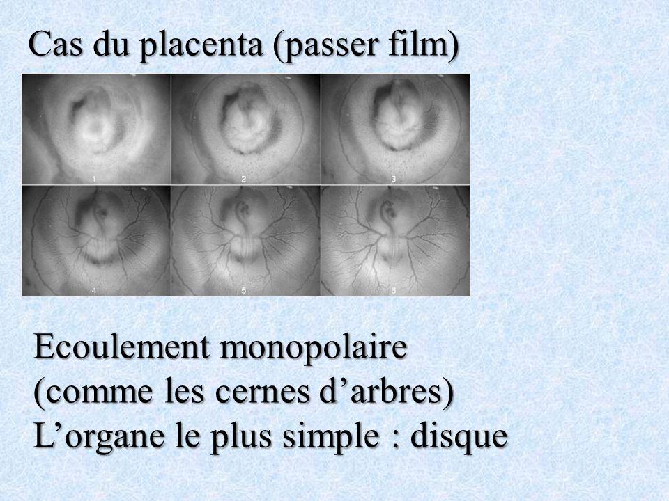 Cas du placenta (passer film)
