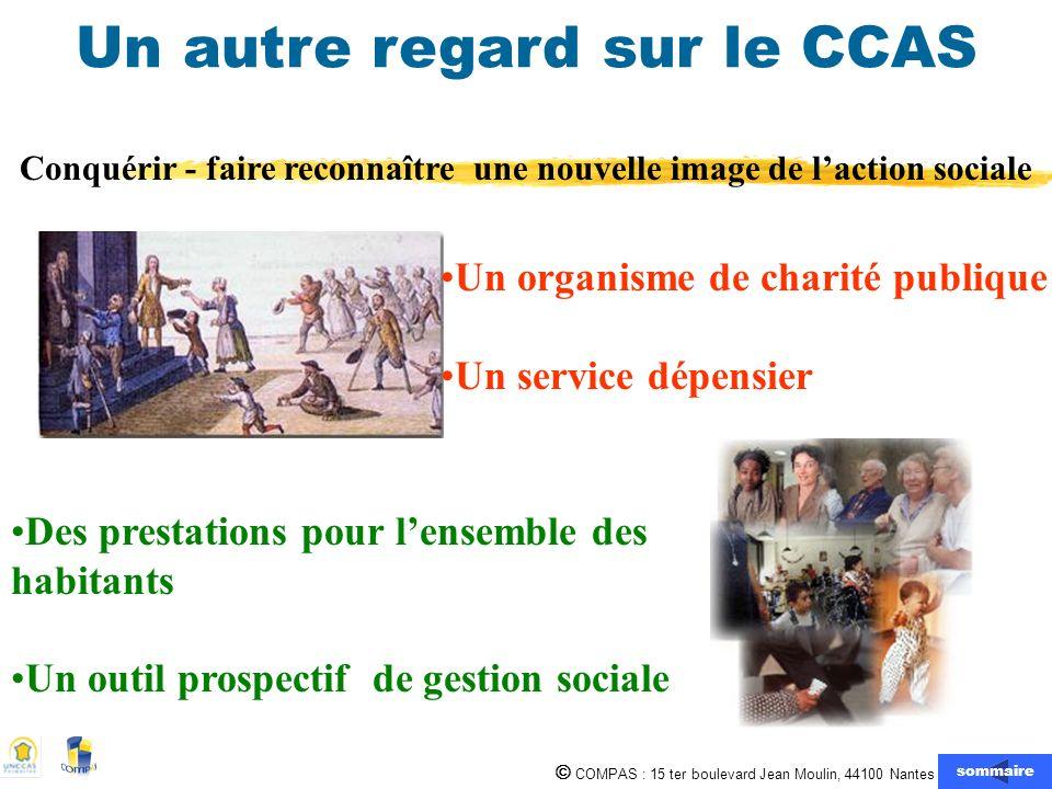 Un autre regard sur le CCAS