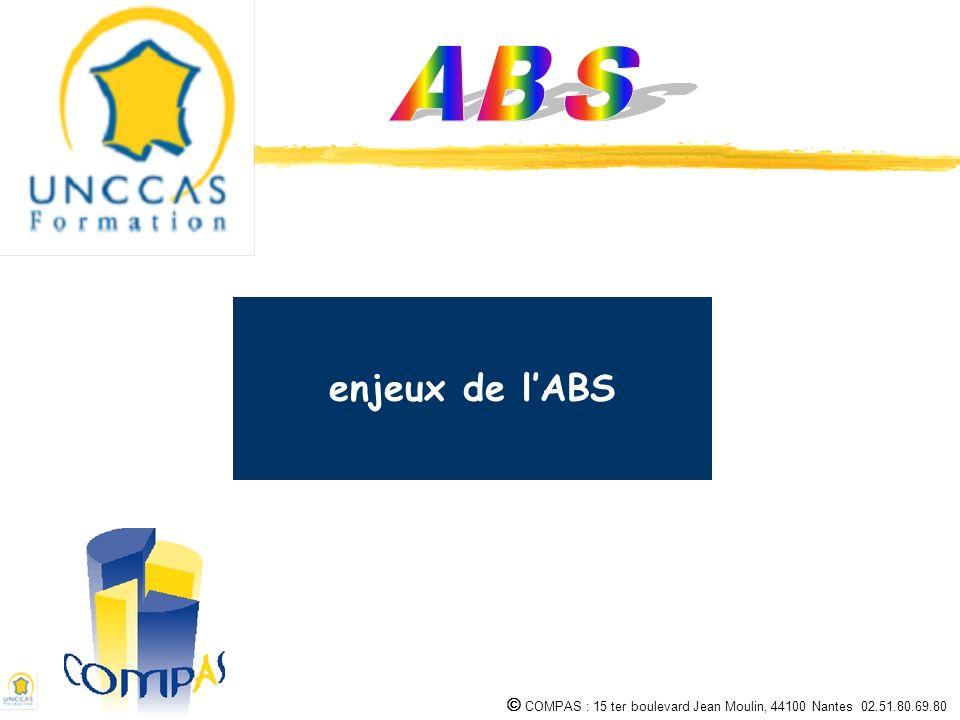 A B. S. enjeux de l'ABS. 2. 1. 3. s'attacher à dévoiler les besoins sociaux potentiels, ceux pouvant advenir… :